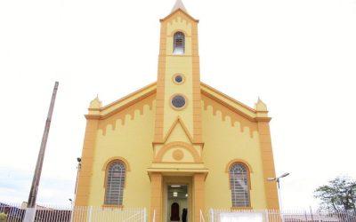 Paróquia Sant'ana e Santa Rita de Cássia