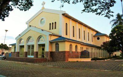 Paróquia e Santuário Nossa Senhora Aparecida do Sul